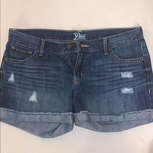 Old Navy Diva Jean Shorts